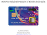Research: The Rise of Biometric Cards – Edition June 2018