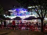 여의도의 밤풍경, 한강몽땅, 밤도깨비 야시장 , 마포대교 Night market scenery of Yeouido ,swimming pool, Han River,