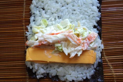 간단 저렴한 참치김밥도시락세트