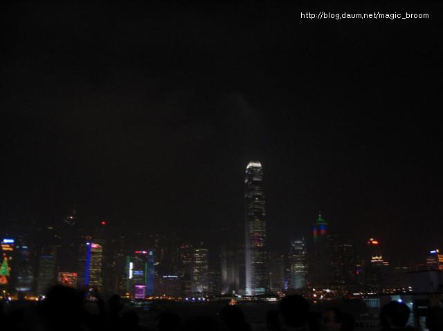 홍콩의 마지막 밤과 집으로 오는 길..