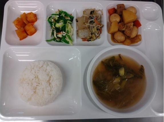 중앙대학교 학생식당 벤치마킹 해서 건강식단 짜기!