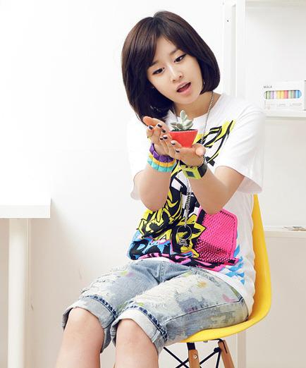 """Kim Tae Hee Ji Yeon """"Tiểu&qu..."""