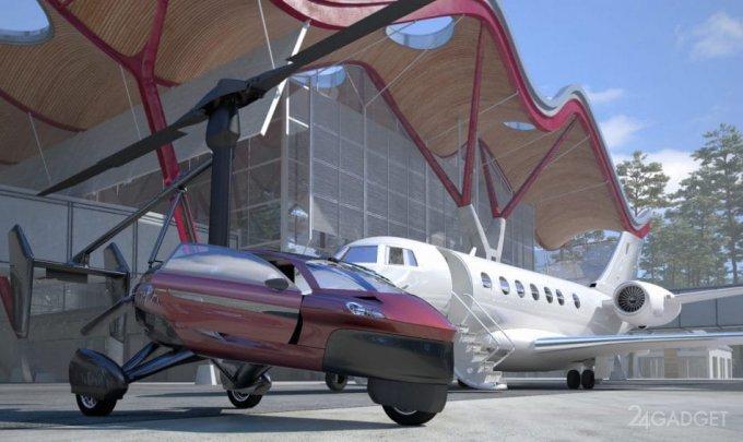 네덜란드 항공기업, 하늘을 나는 자동차 4억원에 판매 시작