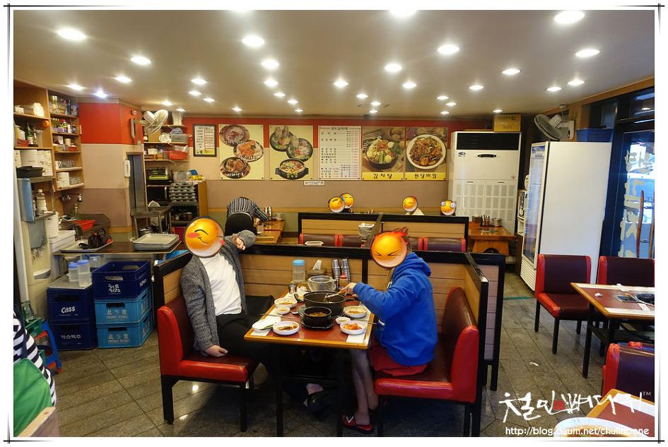 [서울식당] 원당감자탕-설렁탕.순두부백반(아침.영등포)
