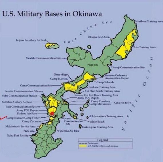 오키나와: 중국과 일본간의 이슈로 될 것인가?