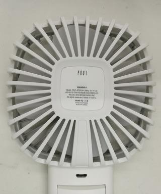 스타일리시 포터블 팬 파우트 핸즈6 휴대용 선풍기 Stylish Portable Fan POUT Hands6