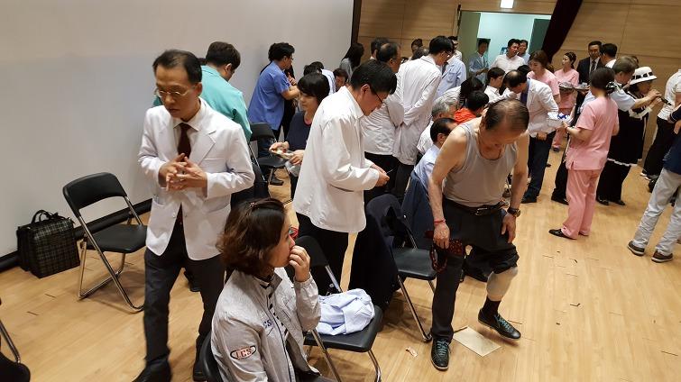 누가선교회 2018년 12월 의료봉사 및 활동